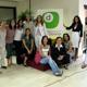 Alumnas del Instituto de Estudios Superiores para la Mujer, del Ateneo Pontificio Regina Apostolorum.