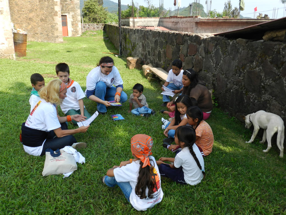 Missioni Messico 2011 Famiglia Missionaria