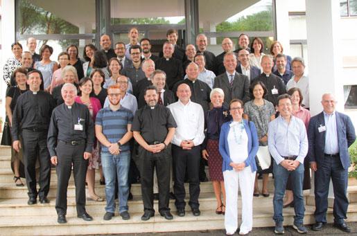Assemblea territoriale del Regnum Christi