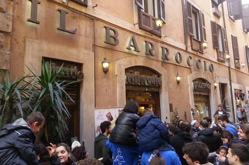 Angeli per un Giorno, Roma 2014