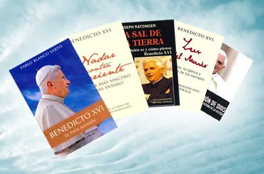libros Benedicto XVI