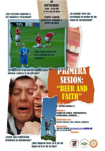 beer and faith