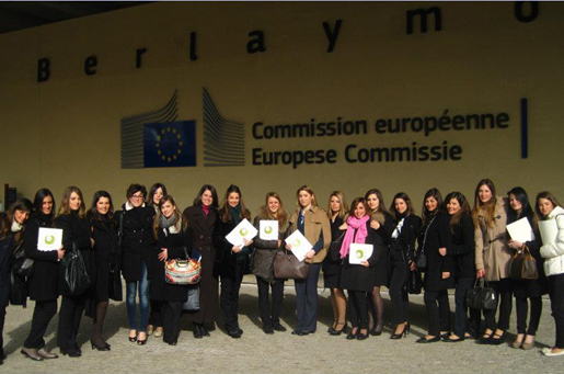 European Youth Congress, Bruxelles 2012.