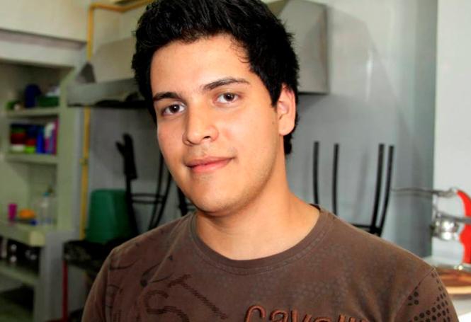 Vicente Nóbrega, miembro del Regnum Christi y promotor del Club Faro en Venezuela.