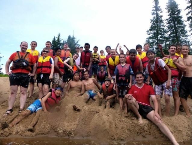 ECyD Camp Caribou