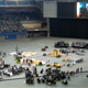 Mass for Brother André in the Olympic Stadium