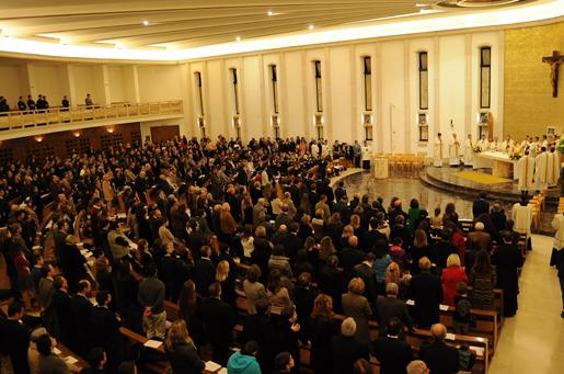 CES Roma, Festa di Cristo Re 2012