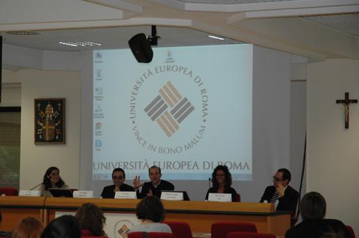 CEFI; Università Euroepa di Roma, 2012