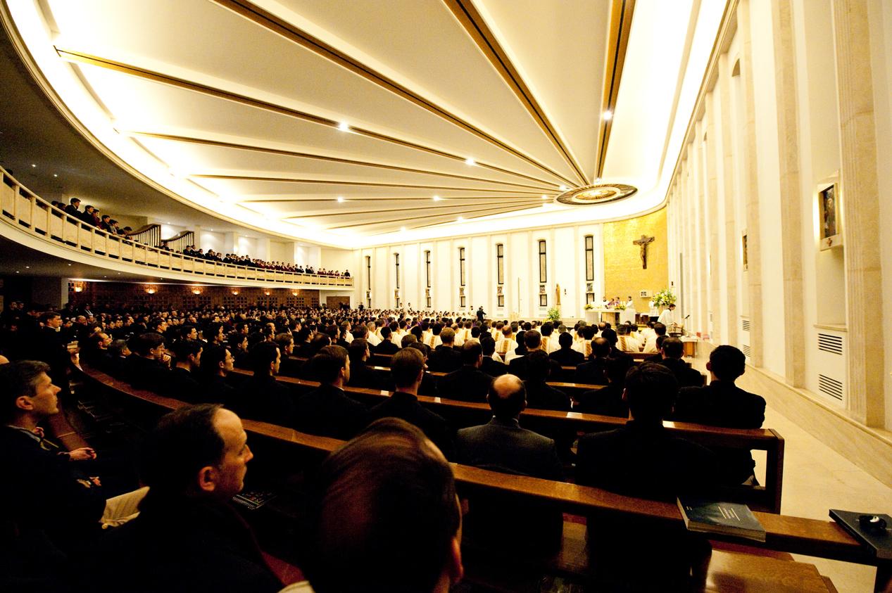 come sta la Chiesa nel mondo