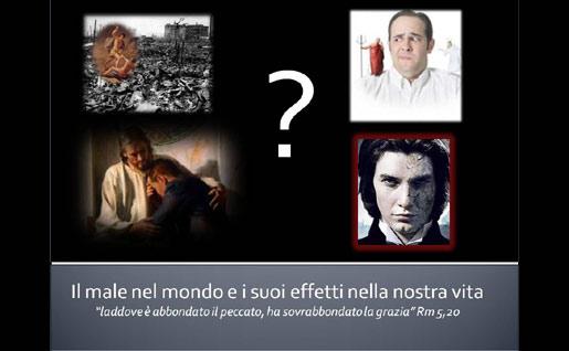 Conferenza Il male nel mondo, P,. Francisco Armengol, LC