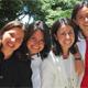 De izquierda a derecha: Sandra Vargas, Liliana López, Emilia Leandro y Mariana Miranda.