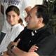 Sacerdotes diocesanos convivieron con chicas de Ancora, en la casa del Club del ECYD.