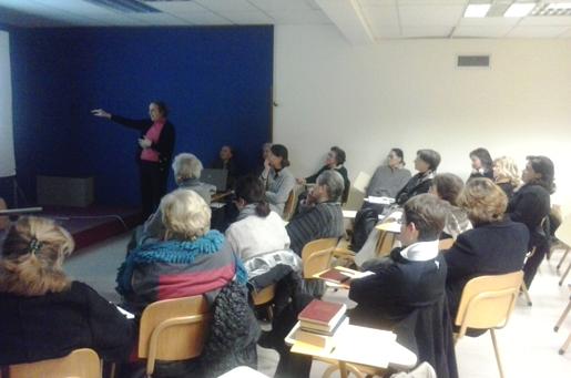 Corso di formazione Regnum Christi, Roma 2014