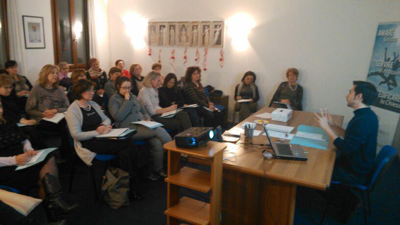 Corso di formazione Regnum Christi, Padova 2014.