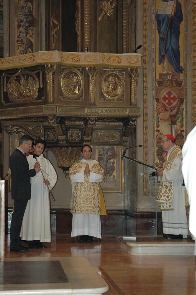 Cristo Re, Rho 2012