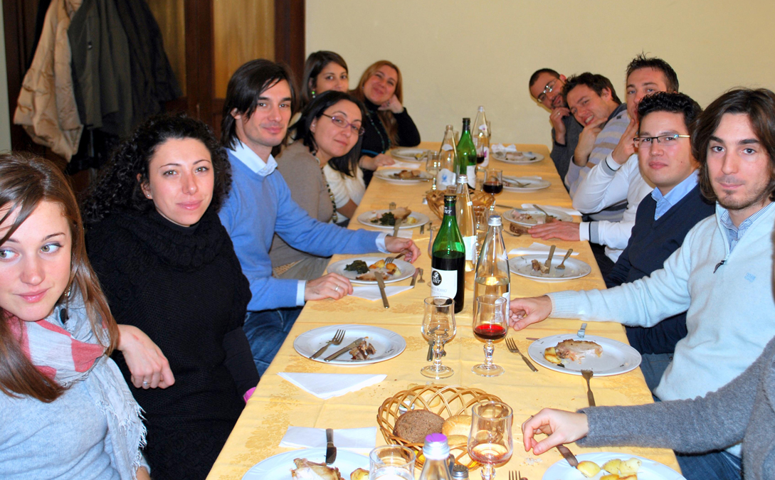 Cristo Re, Padova 2011.