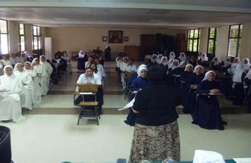 La participación de 22 aspirantes y postulantes renueva la esperanza de vocaciones en la vida religiosa.