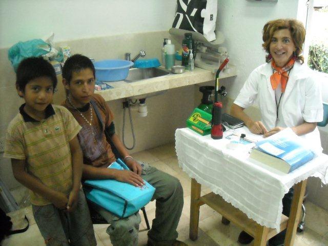 Missione mediche in Messico, estate 2010
