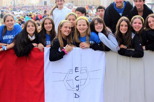ECYD Roma 2016