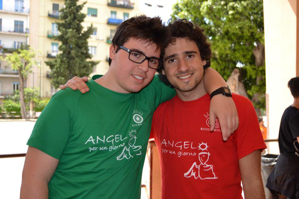 Angeli per un giorno - Palermo 2013
