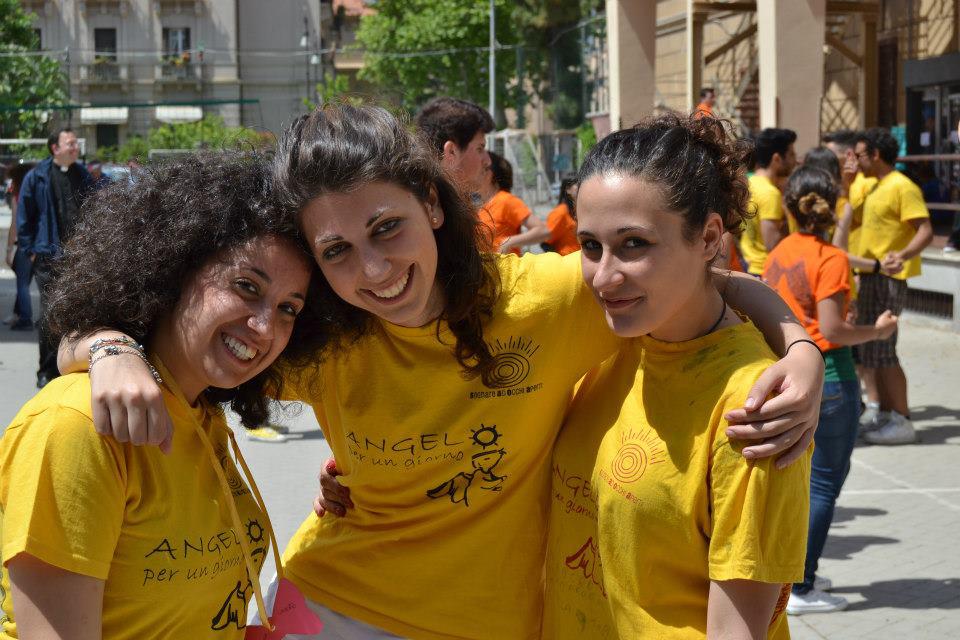 Angeli per un giorno, Palermo 2013