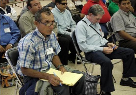 Durante esos días, tuvieron conferencias y pláticas para profundizar en su misión evangelizadora.