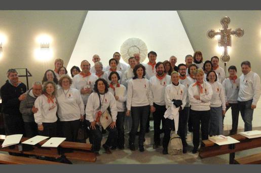 Famiglia Missionaria, Settimana Santa 2012, Orvieto.
