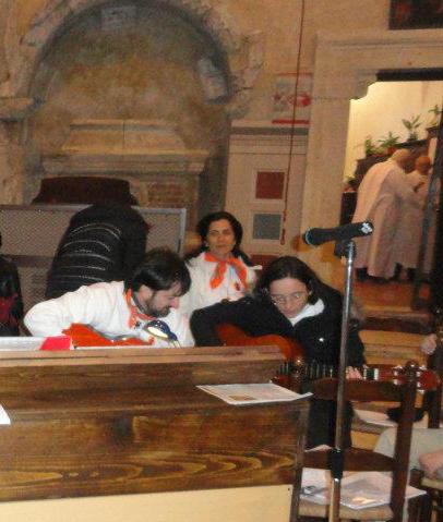 Famiglia Missionaria 2012, Orvieto.