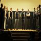 P. Andrea Giustiniani, L.C. presenta il coro �La Patria�.