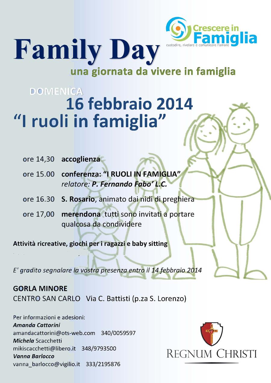 Family Day - Busto Arsizio 2014