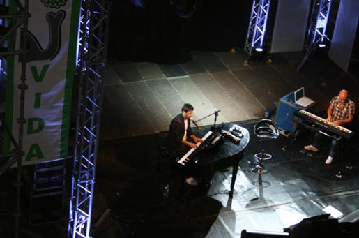 Concerto di Gigi Finizio pro V.I.D.A.