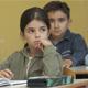 Los beneficiaros de este programa, especialmente los niños, reciben campañas positivas sobre los valores familiares.