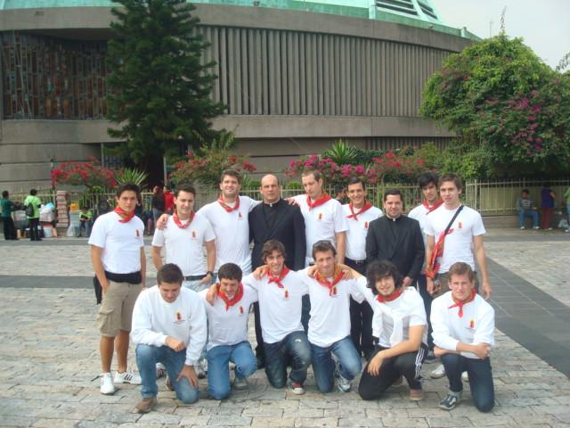 Giovani missionari 2010_1_Guadalupe.