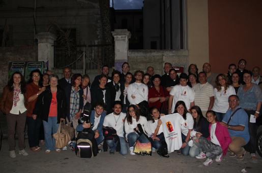 Notte missionaria, Palermo 2013.