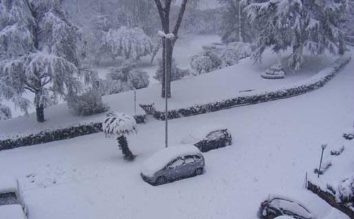 Irish Institute, Roma febbraio 2012