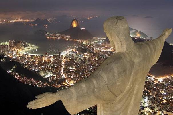 Rio de Janeiro será la sede de la Jornada Mundial de la Juventud, con el Papa Benedicto XVI, en julio de 2013.