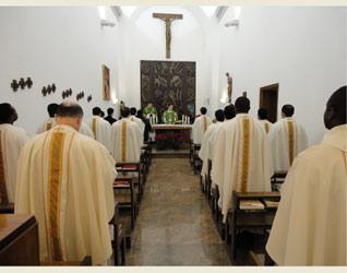 Collegio sacerdotale Giovanni Paolo II, Roma