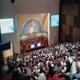"""L'aula magna della Pontificia Università Lateranense, sede del Convegno """"La missione dei laici cristiani nella città""""."""