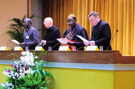 Simposio de los Obispos de Europa y África