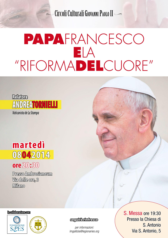 Circoli Giovanni Paolo II - Milano, 2014