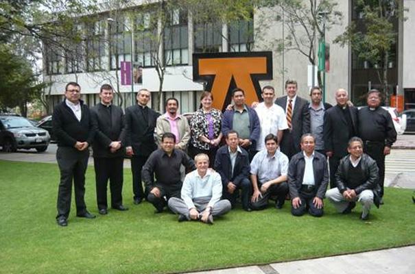 Participantes en el Diplomado en Orientación Pastoral