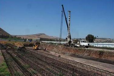 Imágenes de los avances de la construcción del Centro Magdala.