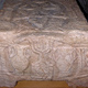 This carved stone found at Magdala is one of the oldest engravings of a menorah to be discovered, dating to before 67 C.E.