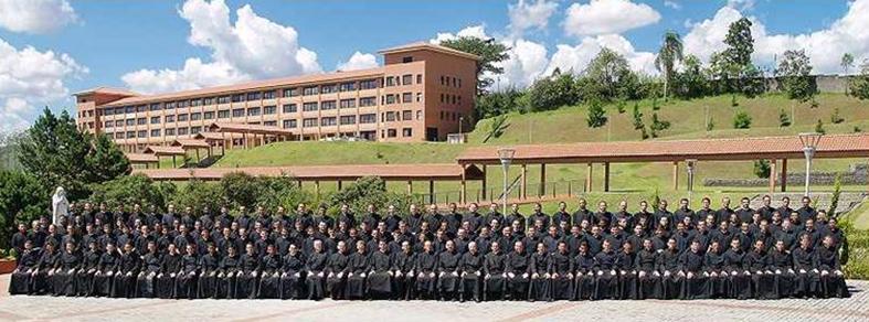 Foto de grupo de los formadores y seminaristas.