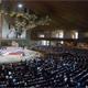 Misa de envío en la Basílica de Guadalupe.