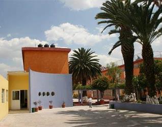 Instalaciones de la Fundación �El Mexicanito � Villaggio dei Ragazzi�, en la Ciudad de México.
