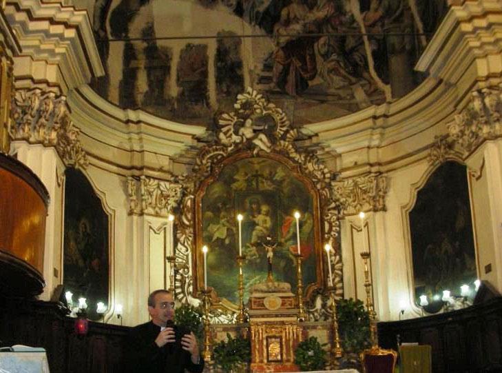 Ritiro spirituale a Milazzo
