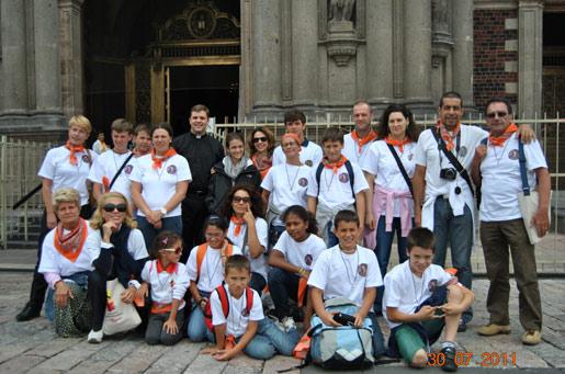 Missioni in Messico, agosto 2011