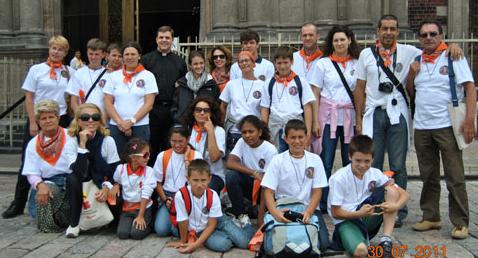 Famiglia Missionaria - Messico 2011