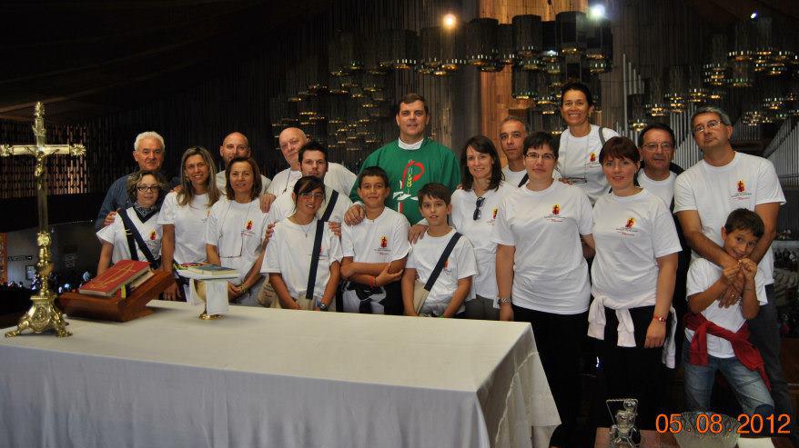 Famiglia Missionaria - Messico 2012